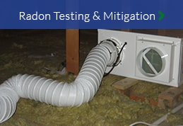 Radon mitigation and testing North East Property Preservation